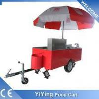 Buy cheap YY-HS200A Wholesale china market best hot dog vending cart for sale from wholesalers