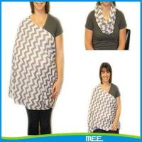 Buy cheap Nursing Scarf 100% cotton jersey infinity scarf from wholesalers