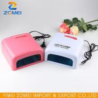 Buy cheap New product led curing lamps uv light nail dryer for Nail Art from wholesalers