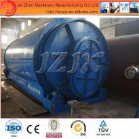 Buy cheap 8T Tyre pyrolysis machine from wholesalers