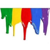 Liquid silicone paint and coatings