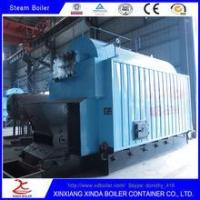 Buy cheap 6 Ton one hour 16 Bar or 25 Bar Superheated Steam Boiler with Factory Installation Service product