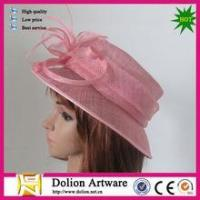 Buy cheap fascinator hat bridal for decor from wholesalers