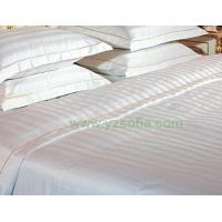 Buy cheap Hot Design Hotel Bedding Set, 100% Cotton Hotel Linen, Hotel Textile from wholesalers