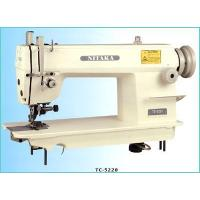 Buy cheap SINGLE NEEDLE LOCKSTITCH MACHINE WITH EDGE TRIMMER from wholesalers