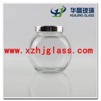 Buy cheap Candy jar Flat bones glass bottle Caddy storage tank / $article_place$ from wholesalers