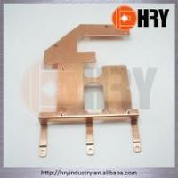 Buy cheap Copper Busbars Price of Copper Bus Bar from wholesalers
