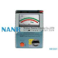 Buy cheap Products NR2500 Series Pointer Insulation Resistance Tester from wholesalers