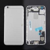 Buy cheap Original Repair Parts for iPhone 6 Plus Battery Door Back Cover Housing Assembly-Sliver 64GB from wholesalers