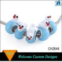 Buy cheap Cheap High Quality Wholesale Fashion Murano Glass Animal Charm from wholesalers