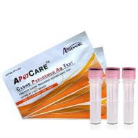Buy cheap Veterinary Test For dogs Canine Parvovirus Ag CPV Antigen Test Kits from wholesalers
