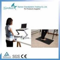 Buy cheap Anti Fatigue Mats Decorative PU Anti-fatigue Floor Mat for Office Chair from wholesalers