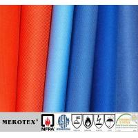 Buy cheap H.V-FR Fabric Water and Oil Repellent Cotton Flame Retardant Fabric from wholesalers