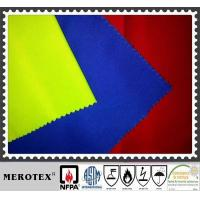 Buy cheap high heat protective fire resistant fabric for special workwear from wholesalers