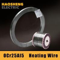 Buy cheap FeCrAl flat wire product