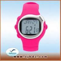 Buy cheap Pedometer Watch 3D sensor digital promotion pedometer,digital step counter from wholesalers