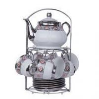 Buy cheap cup+saucer+stand Hot sale CHAOZHOU factory kitchen cup stand from wholesalers