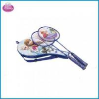 Buy cheap Racket Disney BADMINTON RACKETS WITH 3/4 COVER, ONE SIDE TRANSPARENT DD1003-FR product