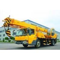 Buy cheap 2014 hot sale! 16T mobile crane for trucks with 4 axles for sale product