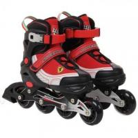 Buy cheap Skate Ferrari Adjustable Inline Skate from wholesalers