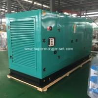 Buy cheap Closed Perkins Diesel Genset with Soundproof Canopy from wholesalers