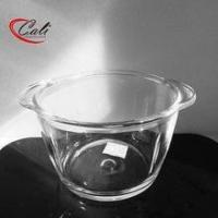 1L egg beater glass bowl grinder glass part factory supply food grade