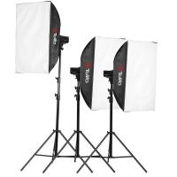 Buy cheap Studio Flash Kit No:S-300BL 3 light kit product