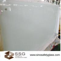 Buy cheap 8mm Low Iron (Ultra Clear) Tempered Glass door price from wholesalers