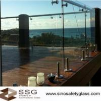 Buy cheap 10mm Toughened Glass Balustrade from wholesalers
