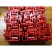Buy cheap pull drag block toys with train plastic train accessories from wholesalers