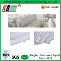 Buy cheap microdenier wiper roll English Polyester cloth roll for High-tech clean room wiping 8008 from wholesalers