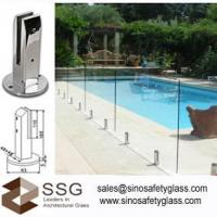 Buy cheap Frameless glass pool fencing from wholesalers
