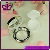 Buy cheap BB cream case air cushion empty compact cosmetic case with mirror product