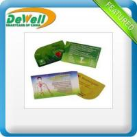 Buy cheap Wholesale PVC Negative Ion Energy Card from wholesalers