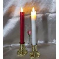 Buy cheap Swing Flame LED Taper Candles/LED Flameless dinner table candle with swing flame from wholesalers