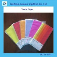 Buy cheap Tissue paper Model No.: 130134 from wholesalers