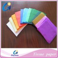 Buy cheap Decoration tissue paper for festivals from wholesalers