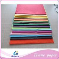 Buy cheap wrapping tissue paper from wholesalers