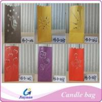 Buy cheap Luminaire Colored Candle Bags from wholesalers