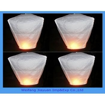 Quality Sky lantern Model No.: JY-1306 for sale