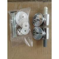Buy cheap new stainess steel an dzinc alloy style quick release and soft close toilet seat hinges from wholesalers