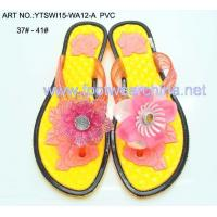 Buy cheap PVC-Slippers-Crystal-Shoes-Garden-Shoes from wholesalers