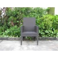 New Design Colorful French Luxembourg Garden Outdoor Rattan Chair