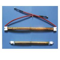 Buy cheap Gold Costed Halogen Heating Element from wholesalers