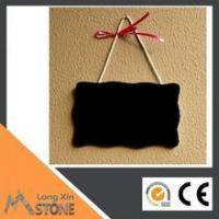 Rural style pour color wooden decorative wall mounted display message boards