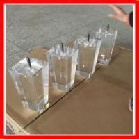 15 years factory direct sell acrylic furniture leg best selling