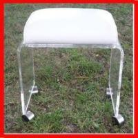 Buy cheap made in ShenZhen bedroom bench,acrylic bedroom bench,perspex bench from wholesalers