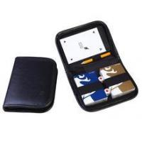 Buy cheap supply custom PU case for double poker set, PU box with poker game set from wholesalers