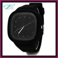 Buy cheap Promotional big face watch,Jelly silicone strap watch from wholesalers