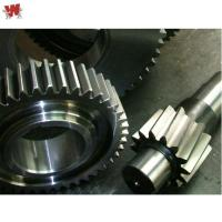 Buy cheap Copper Material Precision Helical Gear HG-013 product